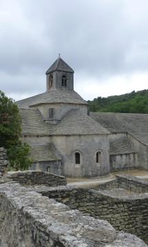 Abbaye de Sénanque – Eglise – En partenariat avec Didier Repellin, ACMH