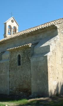 Chapelle des Vignères – Cavaillon – En partenariat avec Didier Repellin, ACMH