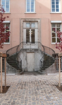 Cour de l'Intendance – Lyon 2