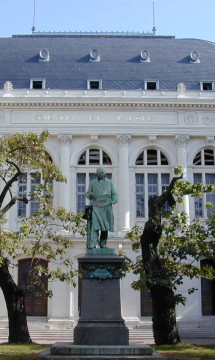 Faculté Lyon 2 – Etude de restitution du dôme – En partenariat avec AEC