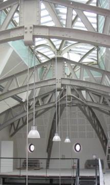 Faculté Lyon 2 – Etude pour la création d'une verrière – En partenariat avec AEC