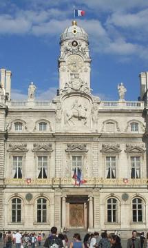 Hôtel de Ville de Lyon – Restauration des toitures – En partenariat avec Didier Repellin, ACMH