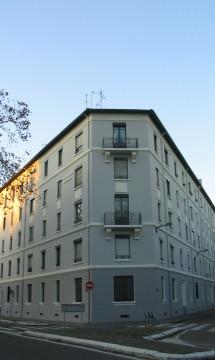 Immeuble le Persoz – Villeurbanne