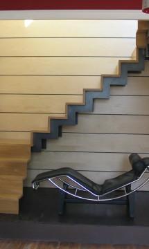 Logement à Villeurbanne – Escalier