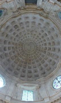 Avignon – Métropole Notre Dame des Doms – Chapelle de la Résurrection – Coupole – En partenariat avec Didier Repellin, ACMH