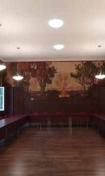 Salle des mariages de la mairie de Lyon 3 –  Vue 1